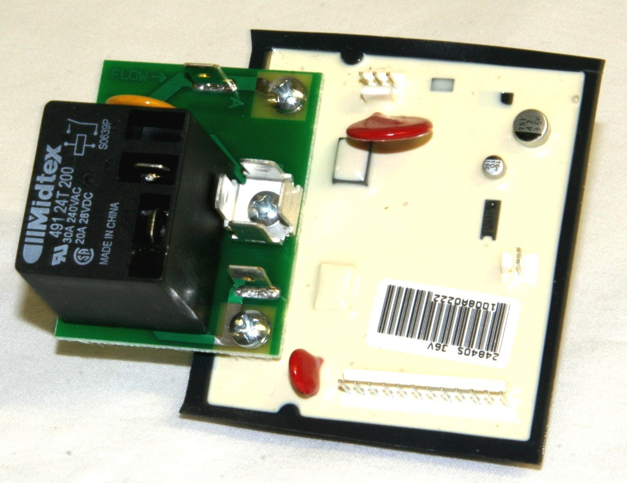 24840s for 36 volt chargers - t/d 79-303-15  replaces 09685s, 15005s,  15470s 18635s, 22790s uses relay asm 23385s manufacturer & part number club  car