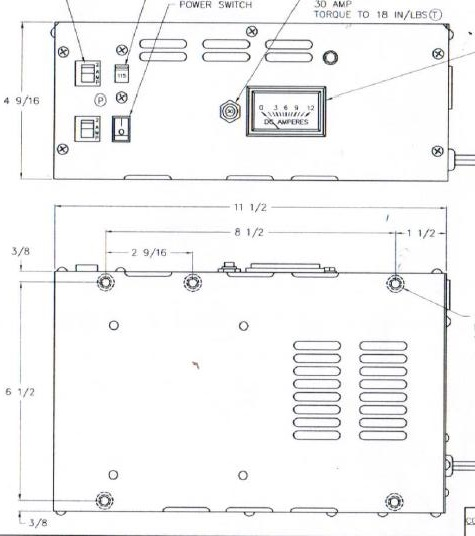 onboard battery charger wiring diagram lester battery charger - p/n 15840 -xxx